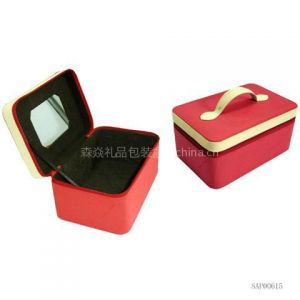 供应皮质化妆盒+高档化妆盒+化妆盒批发+化妆盒单价+化妆盒加工+化妆盒厂家