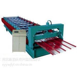 供应860彩板压瓦机彩钢瓦设备