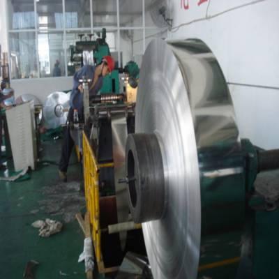 供应供应SUS201不锈钢镜面带 金广进口SUS201超薄不锈钢带厂家