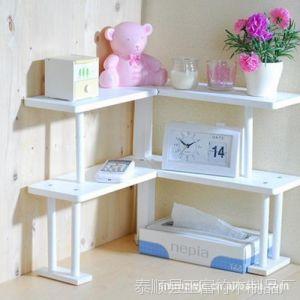 供应木制厨房置物架转角架 置物架 储物柜 转角架 储物 置物架 白色