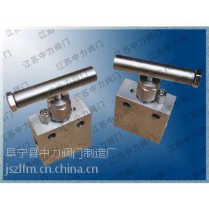 供应不锈钢20000Psi超高压针阀-中力阀门制造厂优质供应