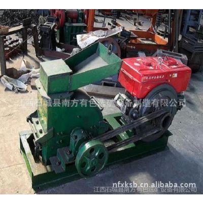 供应生产直销直通冲击式破碎机湿式打砂机、小型制砂机 操作简单