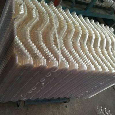 中央空调清洗冷却塔维修方案填料更换--河北华强为你服务13785867526