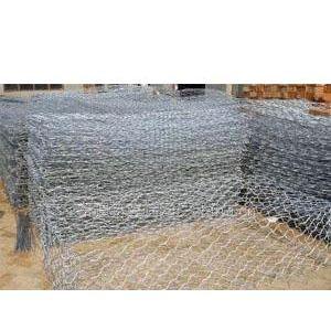 供应新疆石笼网/新疆格宾网/高锌石笼网
