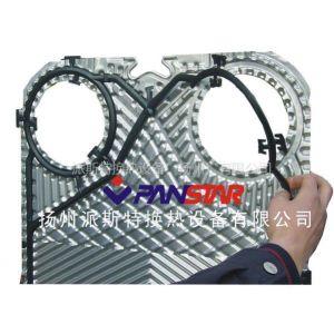 供应上海板式换热器厂丁晴密封胶垫胶条垫片