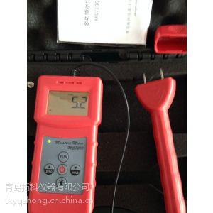 供应专业纸张水分计 木材水分仪 传真纸测湿仪MS7200