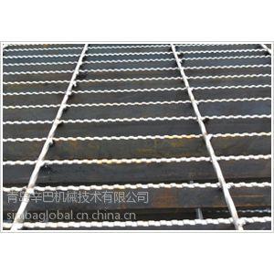 供应供应出口品质的齿形钢格栅板,沟盖板,平台板
