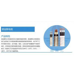 供应潜油电力电缆QYEQNY潜油泵电缆厂家