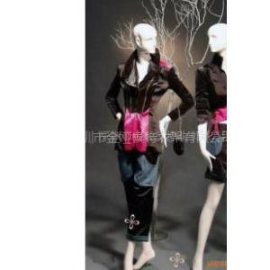供应热销款式个性潮流女装展示站姿模特道具