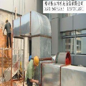 供应专业承接郑州消防排烟风机维修保养安装工程
