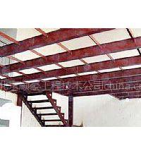 供应海淀区别墅阁楼安装,68605021复式楼钢结构阁楼安装