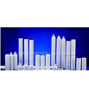 供应PP折叠滤芯-聚丙烯材质折叠滤芯