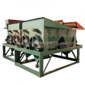 供应大颗粒跳汰机操作容易防止矿砂堆积而安装有转耙