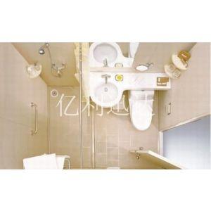 供应供应酒店宾馆整体卫浴、专用宾馆卫生间、集成卫浴、整体淋浴房