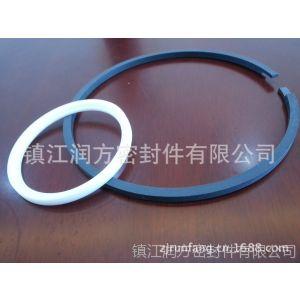 供应四氟真空泵导向环、活塞环 (我公司研制的配方很耐磨损)