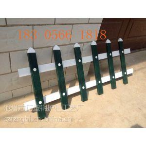 供应厂家直销PVC草坪护栏、绿化围栏、公园栅栏