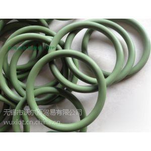 供应上海进口O型密封圈、耐油黑色橡胶圈