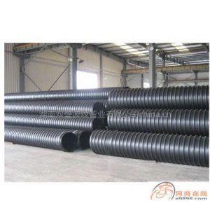供应供应湖南HDPE钢带增强螺旋波纹管