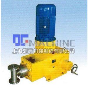 供应J-T柱塞式调节计量加药泵