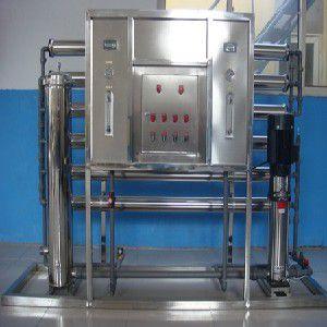 供应玻璃水,防冻液用反渗透水处理设备