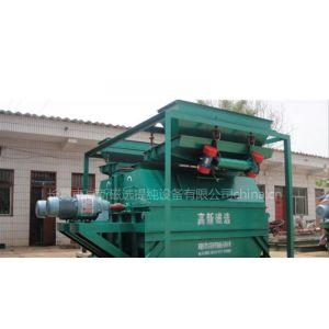 无水地区的选矿耐火材料和其他物料的除铁干式磁选机