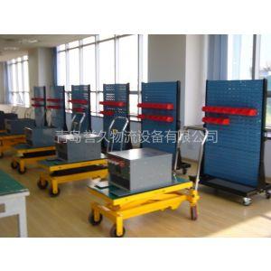 供应供应青岛物料整理架、工具挂板,生产厂家,非标定制等