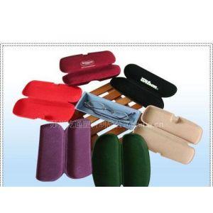 供应本公司专业生产米色PS植绒材料,质量上乘