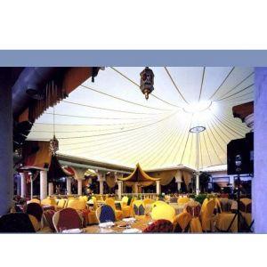 供应广西膜结构酒店、餐厅、张拉膜屋面