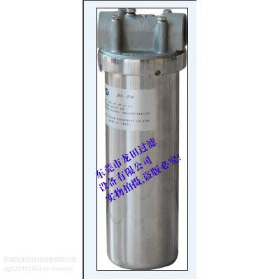 供应精密保安液体过滤器-折叠式微孔滤芯过滤器-卡箍式过滤器