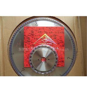 供应双贴面板开料专用300*3.2*30*72T日本进口裁板锯片