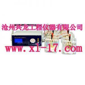 供应混凝土氯离子电通量测定仪、混凝土电通量、氯离子电通量、砼电通量测定仪