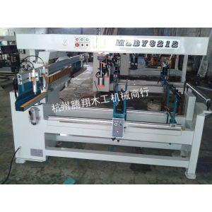 供应木工机械双排钻(特制加长)