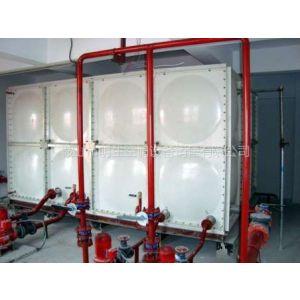 供应水箱,消防玻璃钢水箱,搪瓷钢板水箱