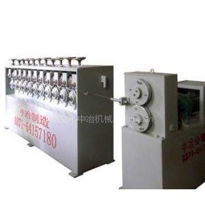 供应全国进的数控三级钢调直机