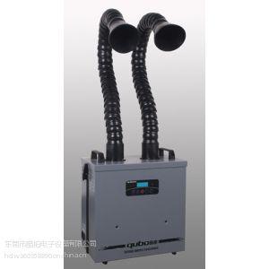 供应移动式双工位净化器  激光打标废气净化设备 烟雾净化设备