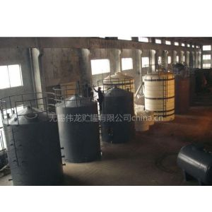 供应钢衬塑防腐储罐 滚塑一次成型贮罐