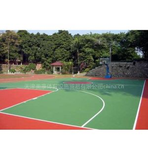 供应天津塑胶篮球场&天津塑胶篮球场施工&天津塑胶篮球场施工报价