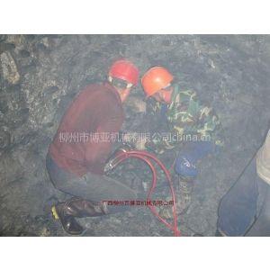 供应开采矿山煤矿设备博亚牌液压分裂机 开采岩石石料速度快中破碎