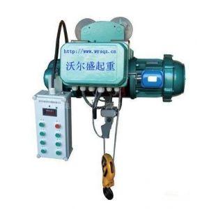 供应迷你型电动葫芦(小金刚提升机)产品性能特点