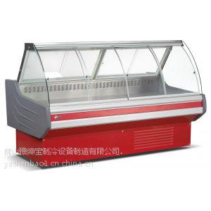 供应豪华型冷热熟食柜