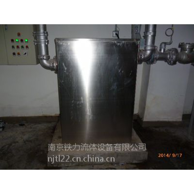 供应WTG卫生间污水提升装置/一体化污水提升装置