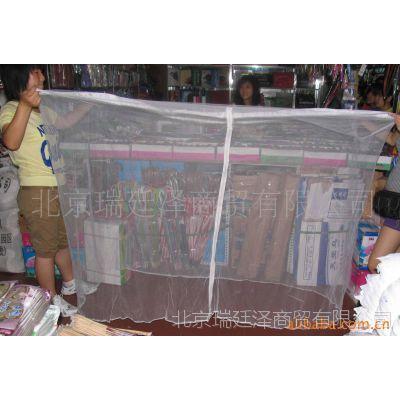 大量供应双人加密拉链蚊帐1.5米*2米 单开门 密拉5*6 值得信赖