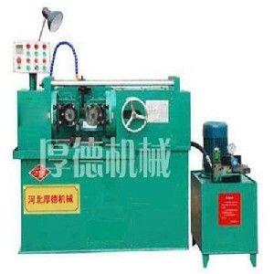 供应供应标准件螺纹加工机械滚丝机