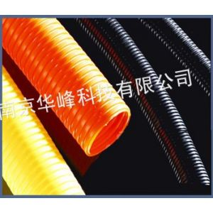 PE聚乙烯波纹管广泛用于电线、电缆、线束保护