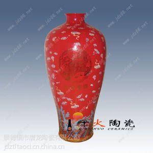 供应年终公司送客户纪念品花瓶 年终商务礼品