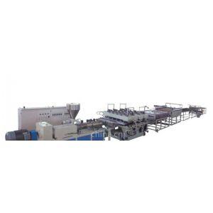 供应PVC发泡板材生产线/建筑模板生产线