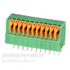 供应绿色环保安防、线路板类接线端子