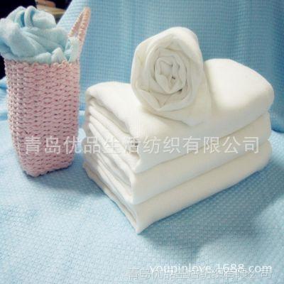贴牌竹纤维尿布纯棉婴儿纱布尿布吸水柔软母婴隔尿用品无荧光剂