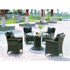 供应藤椅 藤椅批发 咖啡厅桌椅 广州编藤桌椅