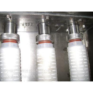 多头多槽滤芯清洗机制药厂专用二十头超声波滤芯清洗机滤芯超声波清洗机厂家